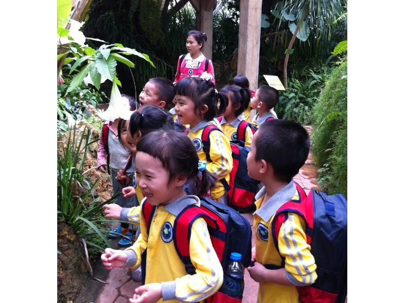 广州市白云区南湖外语艺术幼儿园