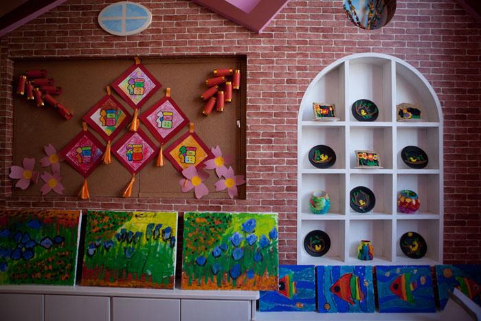 国奥伊顿国际双语幼儿园(国奥村校园)