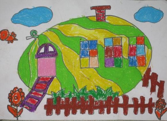 幼儿园小班美术线条教案