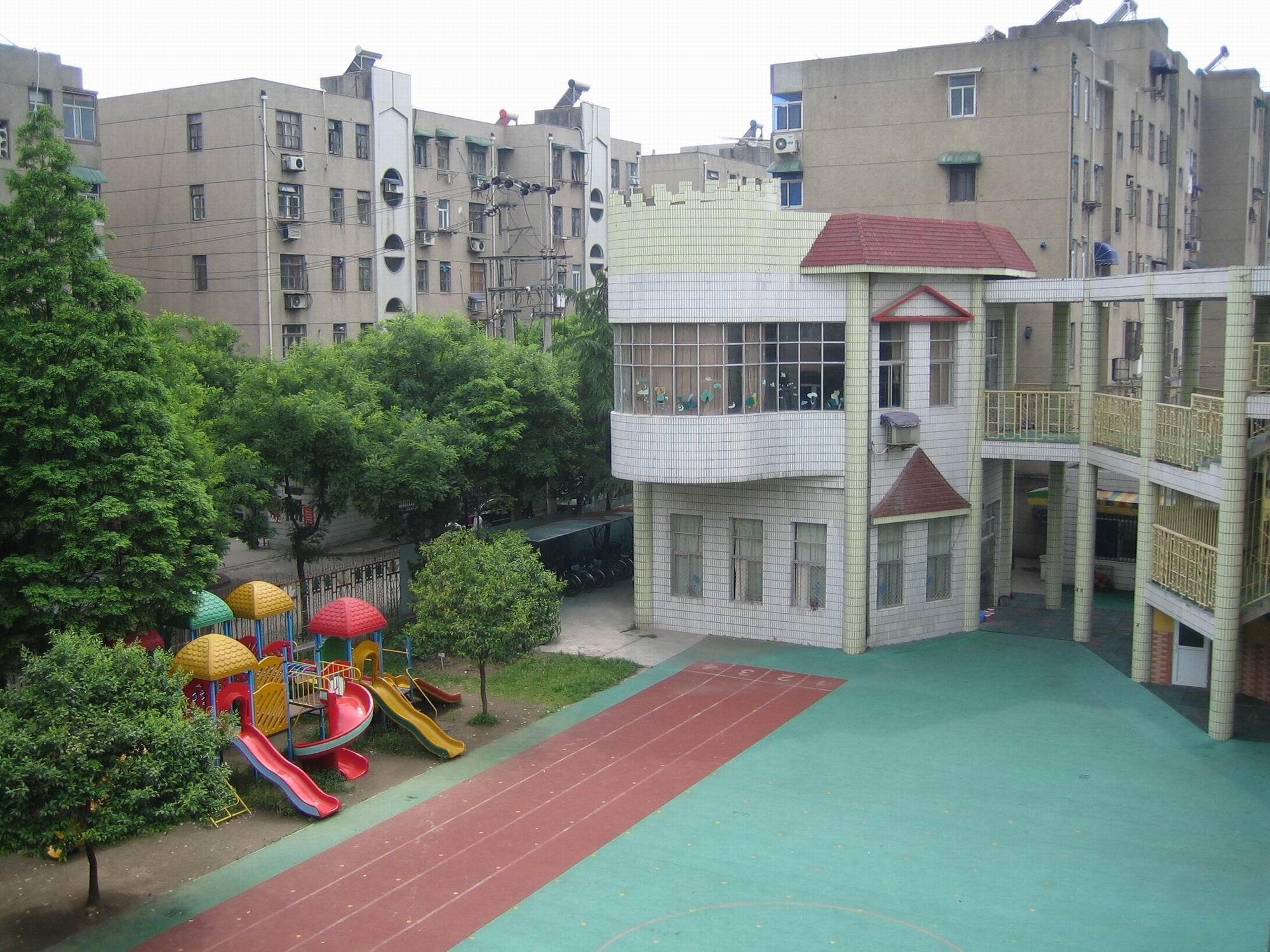 南京市鼓楼区热河南路幼儿园