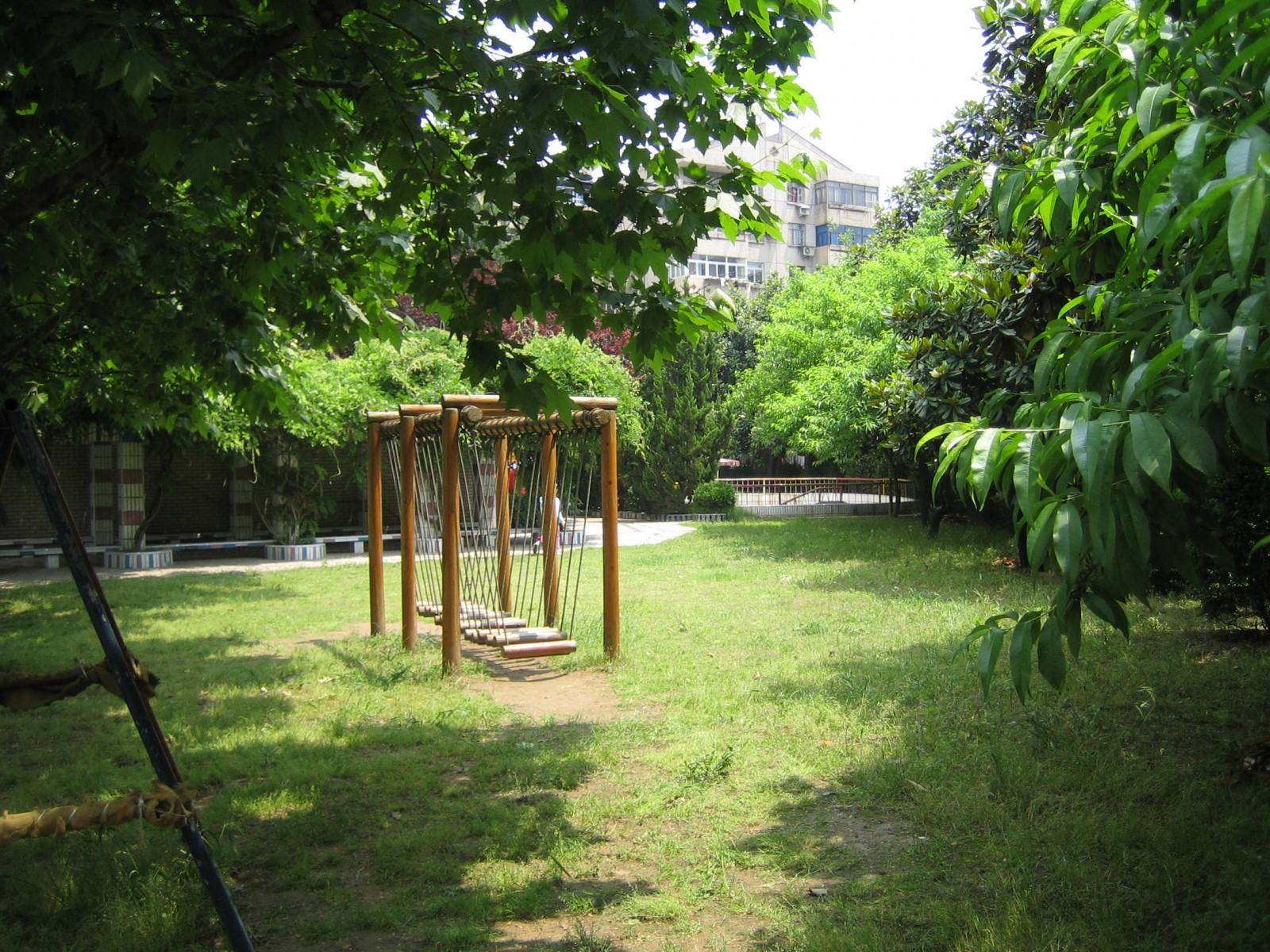 南京市鼓樓區濱江幼兒園(金陵小區部)公立省一級示范幼兒園