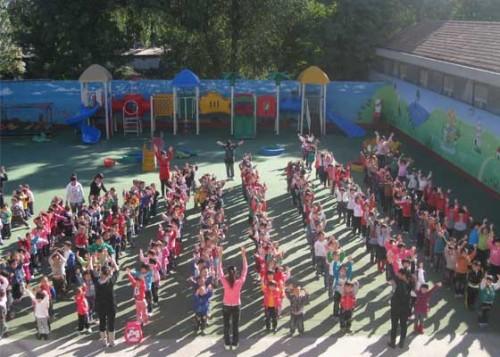 遵化市文化路幼儿园(红缨) -招生-收费-幼儿园大全