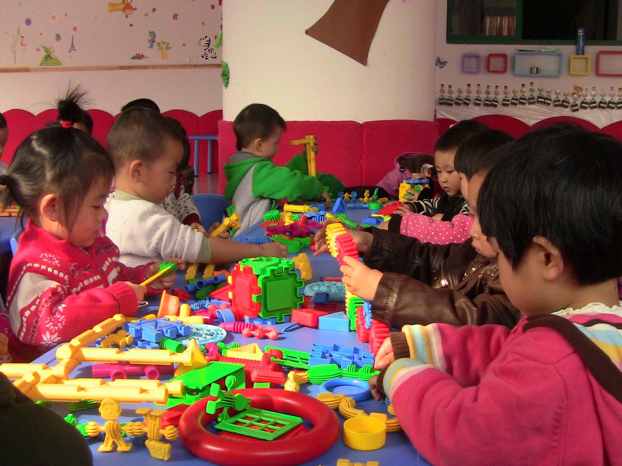 巫溪幸福泉乐和幼儿园